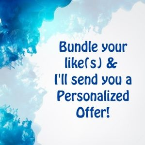 Other - Bundle My Item(s) for a Private Discount!